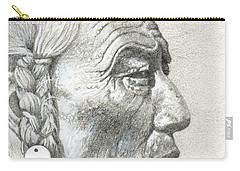 Cheyenne Medicine Man Carry-all Pouch