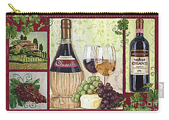 Chianti And Friends 2 Carry-all Pouch