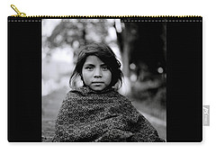 Chiapas Girl Carry-all Pouch