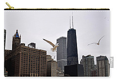 Chicago Birds 2 Carry-all Pouch