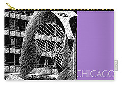 Chicago Pablo Picasso - Violet Carry-all Pouch
