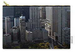 Chicago The Drake Carry-all Pouch by Thomas Woolworth