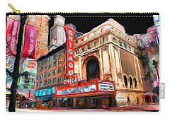 Chicago Theater - 23 Carry-all Pouch