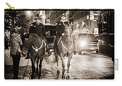 Chicago's Finest Carry-all Pouch by Melinda Ledsome