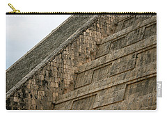 Carry-all Pouch featuring the photograph Chichen Itza by Silvia Bruno