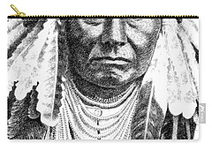 Chief-joseph Carry-all Pouch
