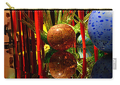 Chihuly-10 Carry-all Pouch by Dean Ferreira