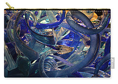 Chihuly-2 Carry-all Pouch by Dean Ferreira