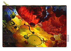 Chihuly-5 Carry-all Pouch by Dean Ferreira
