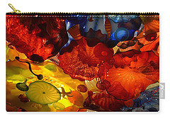 Chihuly-6 Carry-all Pouch by Dean Ferreira