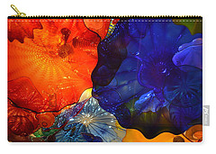 Chihuly-7 Carry-all Pouch by Dean Ferreira