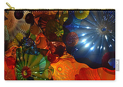 Chihuly-9 Carry-all Pouch by Dean Ferreira