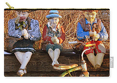 Carry-all Pouch featuring the photograph Childhood by Rodney Lee Williams