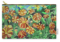 Childlike Flowers Carry-all Pouch