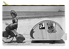 Children Beach Tour Carry-all Pouch by Underwood Archives