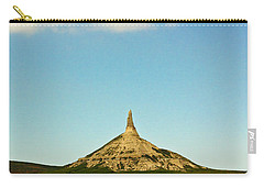 Chimney Rock Nebraska Carry-all Pouch