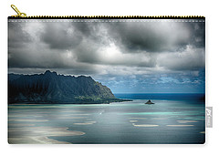 Chinaman's Hat From Puu Maelieli Carry-all Pouch