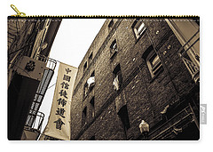 Chinatown Alley Carry-all Pouch