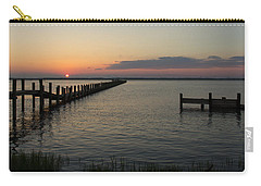 Chincoteague Island Sunset Carry-all Pouch