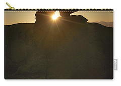 Chiricahua Sunset Carry-all Pouch