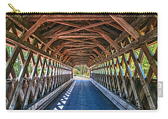 Chiselville Bridge Carry-all Pouch