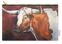 Chisholm Longhorn Carry-all Pouch