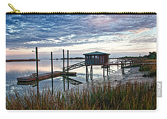 Chisolm Island Docks Carry-all Pouch
