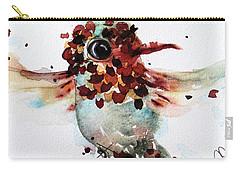 Chloe Carry-all Pouch by Dawn Derman