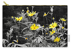 Chokeweeds Sc Carry-all Pouch by Mary Carol Story