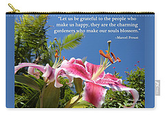 Choose Your Quote Choose Your Picture 17 Carry-all Pouch