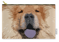 Furry Carry-all Pouches