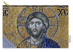 Christ Pantocrator -- Hagia Sophia Carry-all Pouch