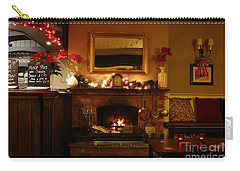 Christmas At The Pub Carry-all Pouch