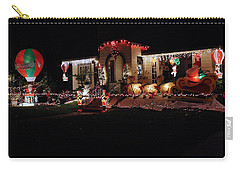 Christmas Baloon Carry-all Pouch