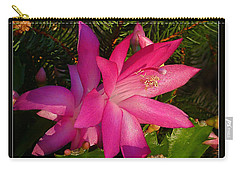 Lavender Doll Carry-all Pouch by William Tanneberger