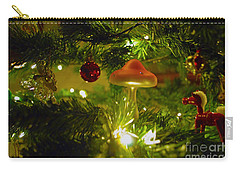 Carry-all Pouch featuring the photograph Christmas Card by Cassandra Buckley