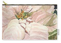 Carry-all Pouch featuring the painting Christmas Classic by Barbara Jewell