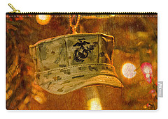 Christmas Cover  Carry-all Pouch by Susan  McMenamin