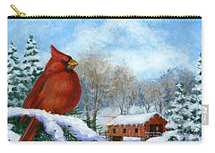 Christmas Creek Carry-all Pouch