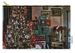 Christmas Carry-all Pouch by Denise Romano