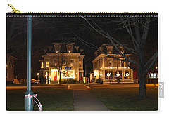 Christmas In Town Carry-all Pouch