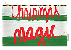 Christmas Magic - Greeting Card Carry-all Pouch