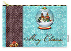Christmas Card 13 Carry-all Pouch