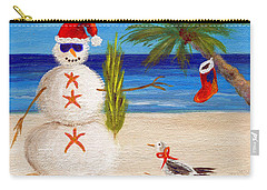 Christmas Sandman Carry-all Pouch