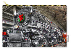 Christmas Train-the Holiday Station Carry-all Pouch