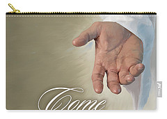 Christ's Hand Carry-all Pouch
