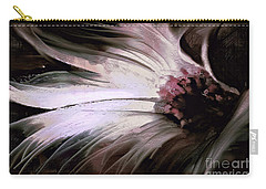 Carry-all Pouch featuring the painting Chrysanth by Shanina Conway