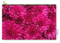 Chrysantheumums Carry-all Pouch
