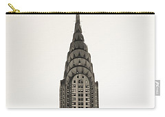 Chrysler Building Carry-all Pouches
