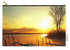 Chtistmas Dock 1 Carry-all Pouch